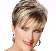 How to choose the best hairstyle for your face shape if it is diamond shapped.