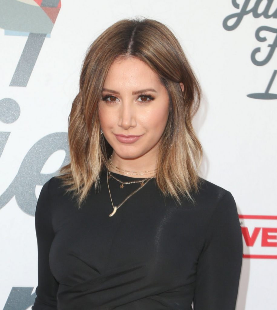 Hairstyle Trends 2019 - Ashley Tisdale - 2019 Inaugural Janie's Fund Gala soft shag hairstyle