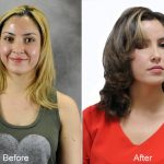 A Successful Hair Color Correction Makeover - by Haircolorist Marg Navratil
