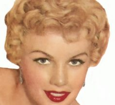 1950s Hairstyles Short Blonde
