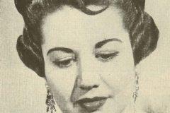 1954 Nape Flip Up