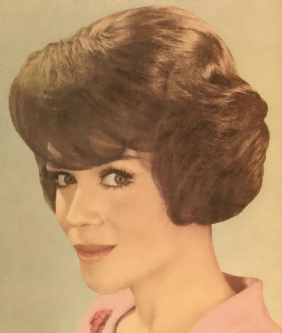 1960s Hairstyles Short Coiffure Courte