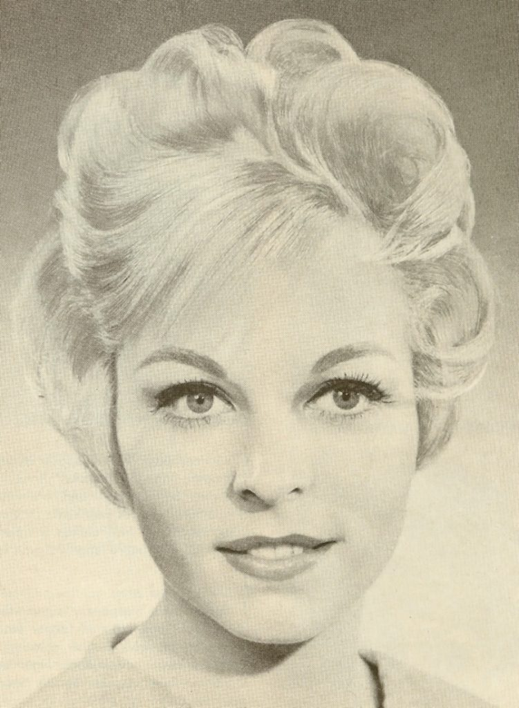 1960s Hairstyles • Pictures of Elegant and Graceful 1960s ...