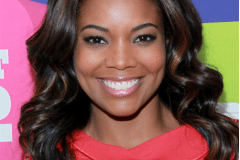 Gabrielle Union long wavy locks