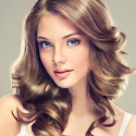 Beautiful long hairstyle curly hair